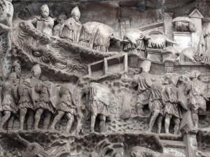 римский форум арка септимия севера