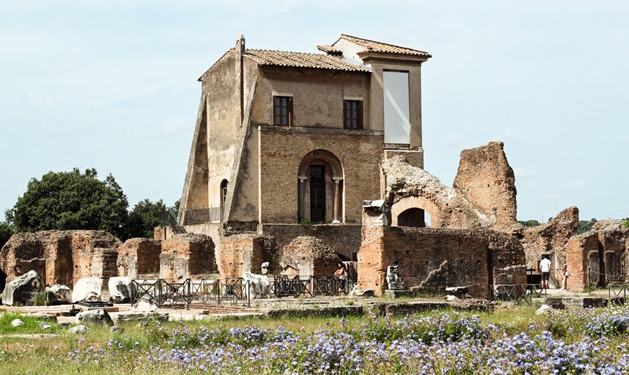 дом ливии