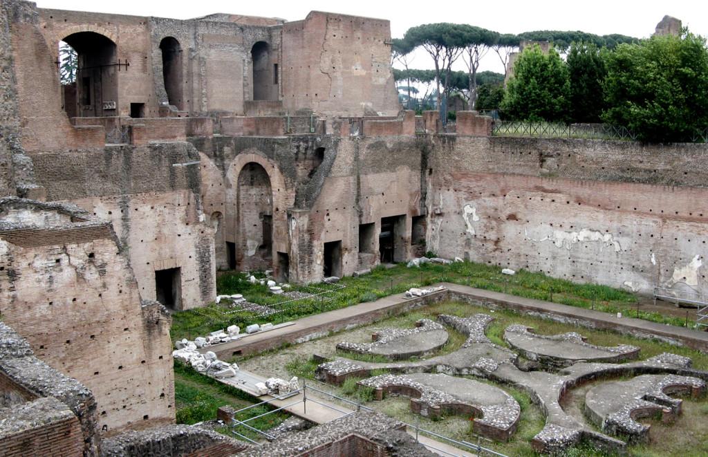 дворец Домициана
