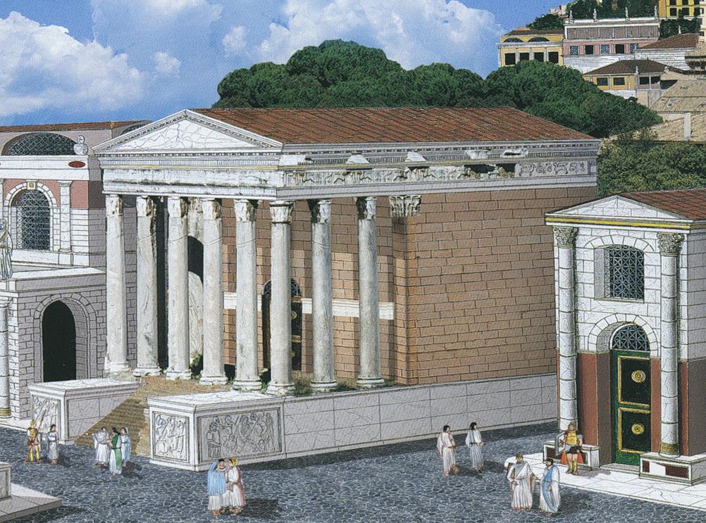 храм ант и фауст