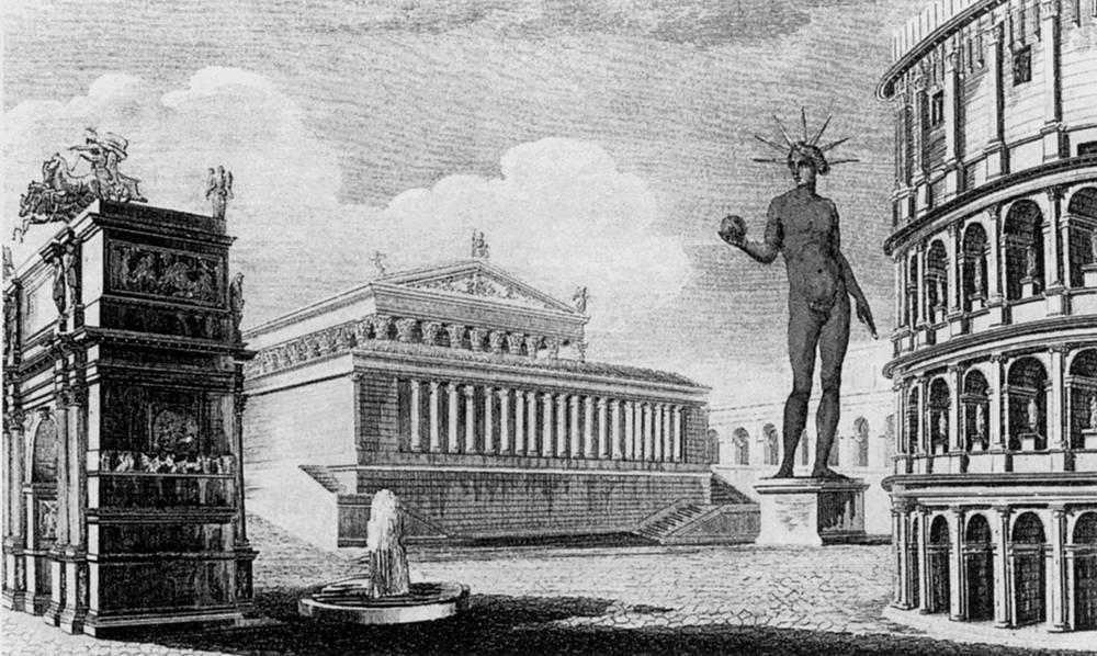 храм венеры