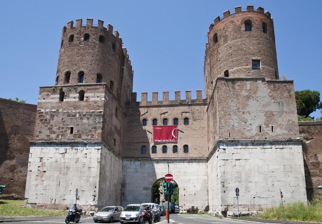 ворота святого себастьяна