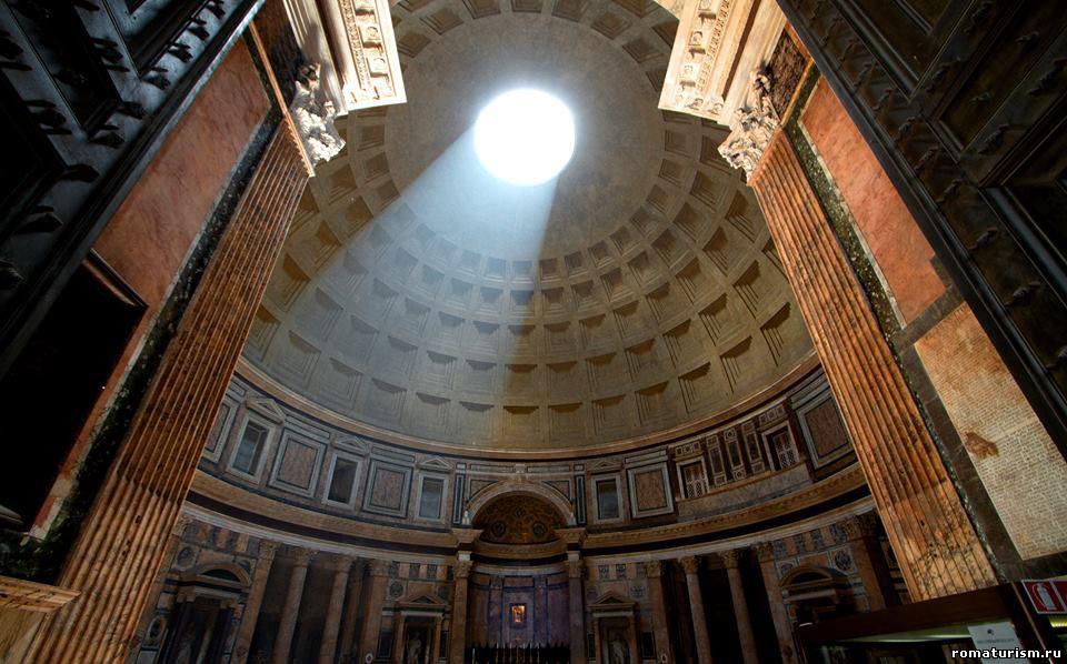 Окулус-Пантеона