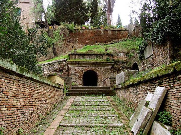 гробница сципионов