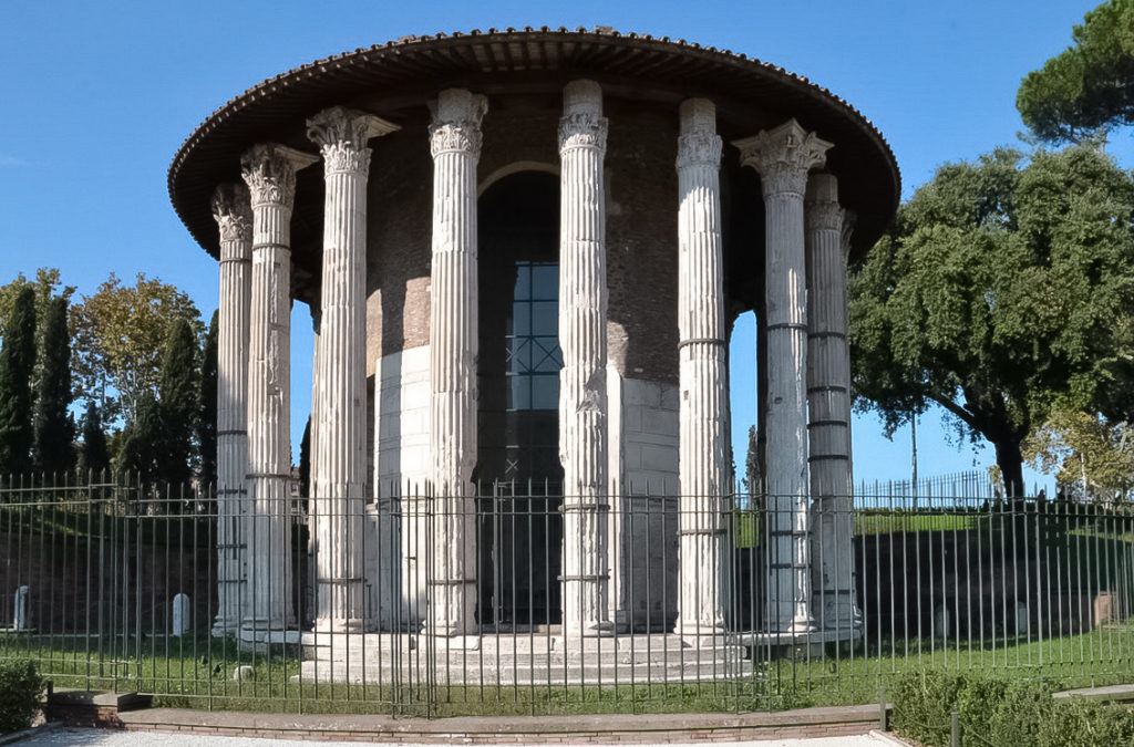 храм геркулеса бычий форум