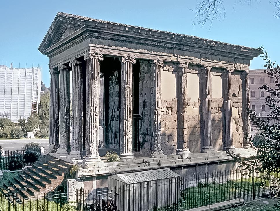 храм портуна бычий форум