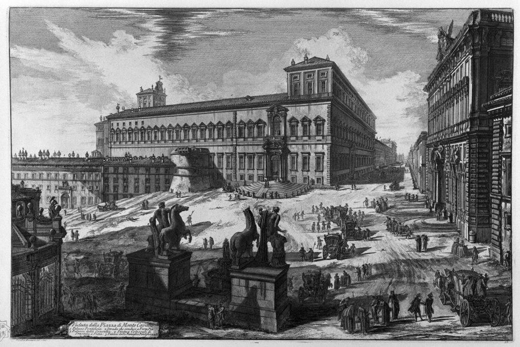 квиринальский дворец гр