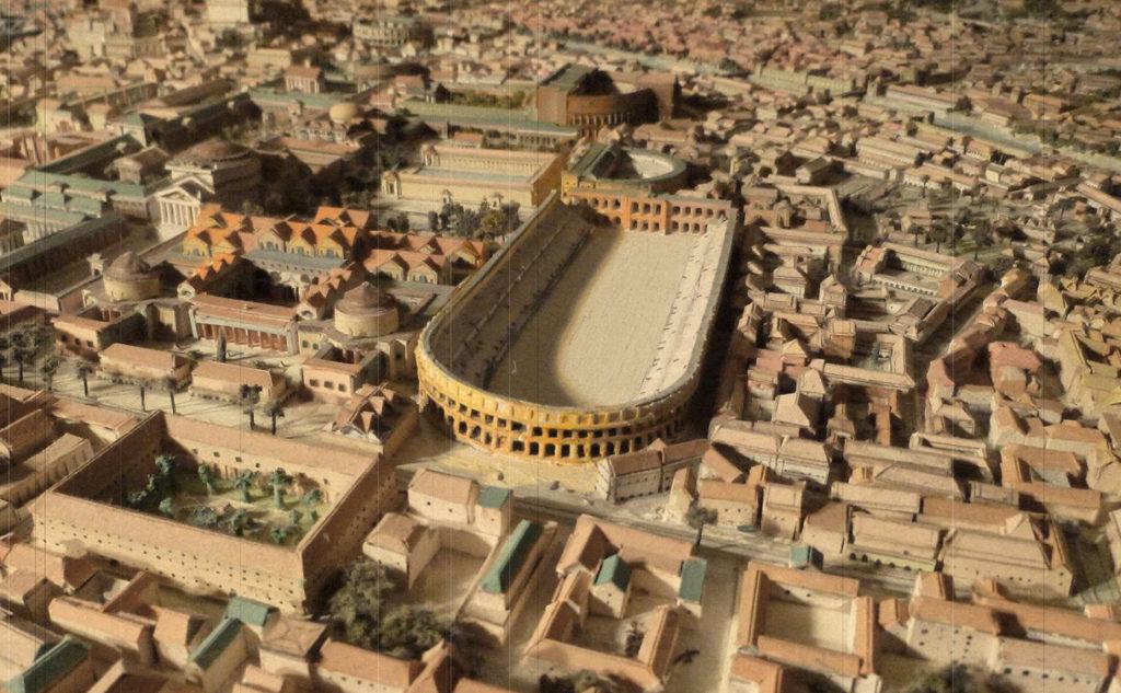 стадион домициана