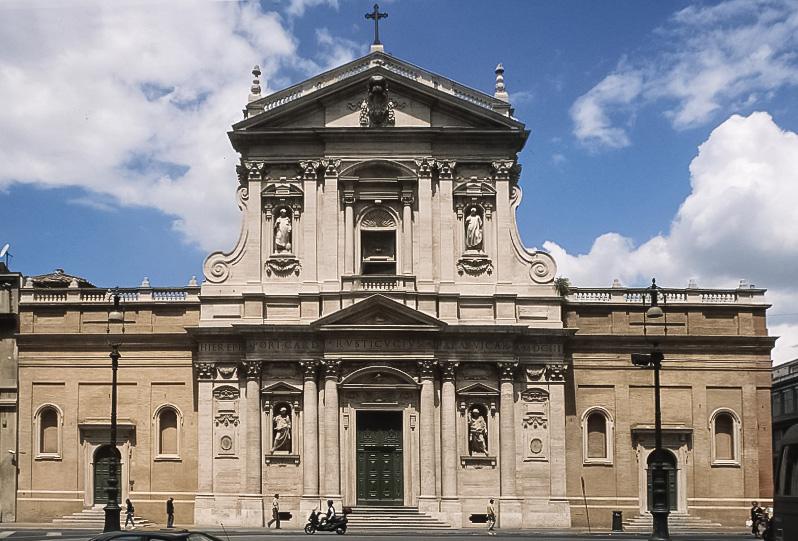 церковь Санта-Сюзанна