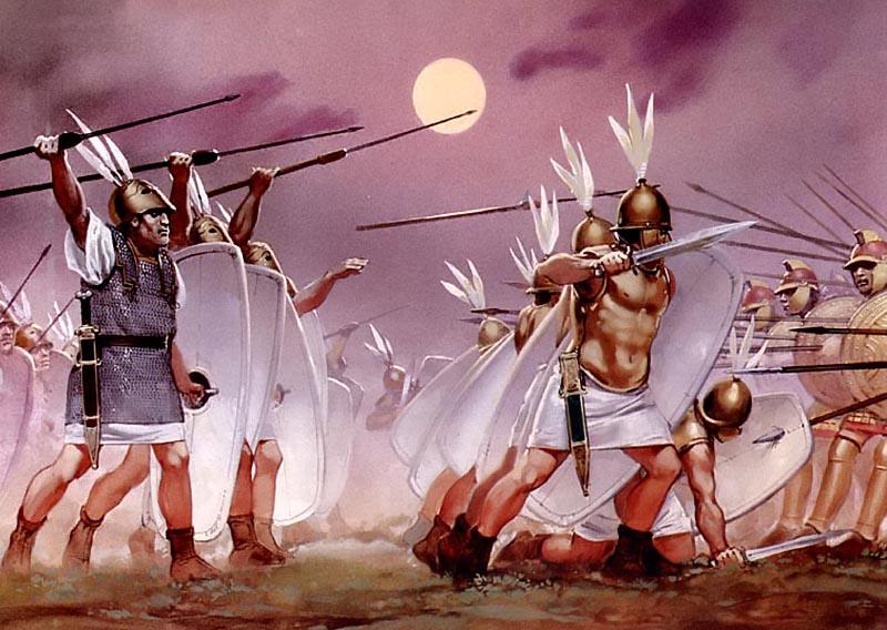македонская война
