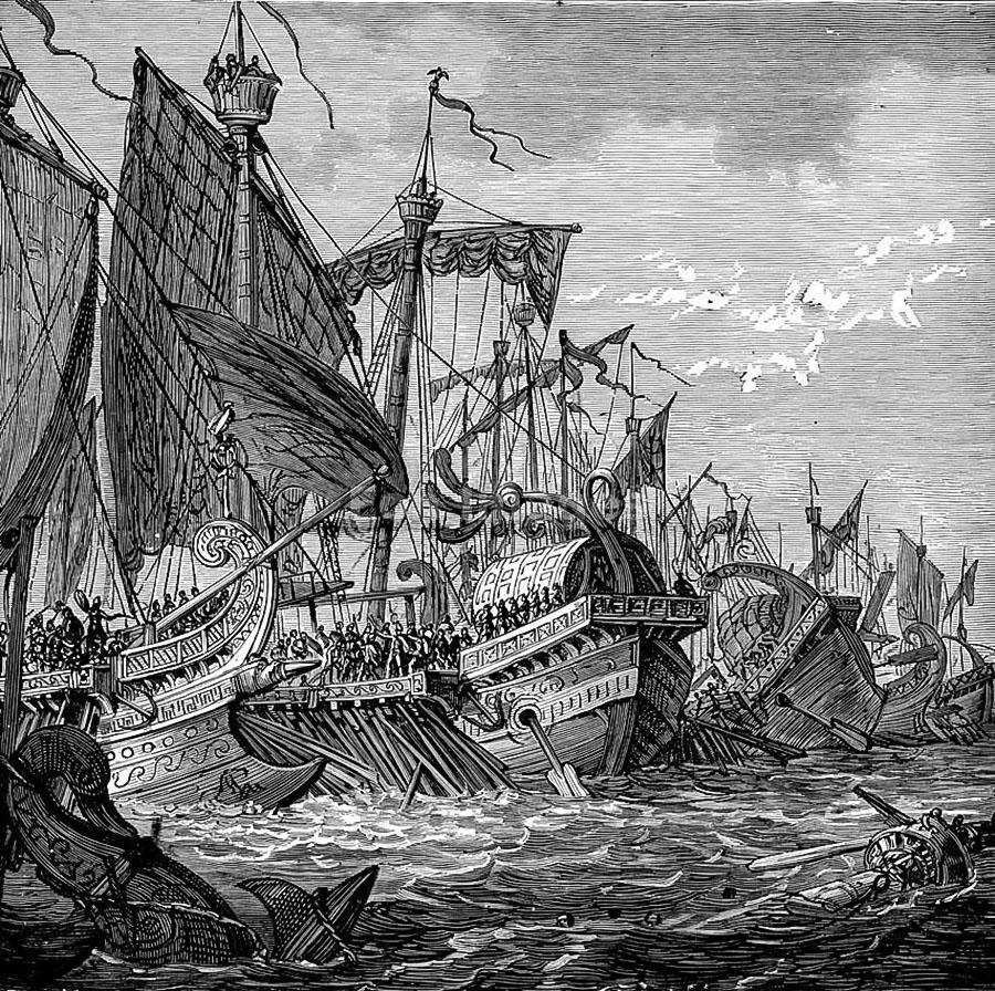 первая пуническая война