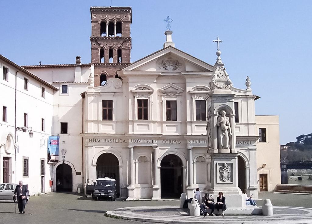 базилика святого бартоломео
