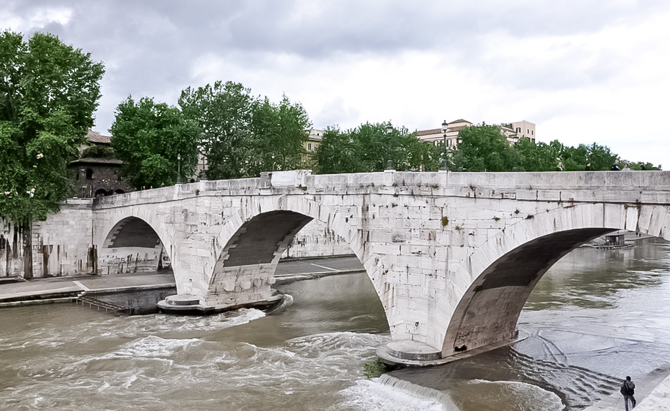 мост цестия