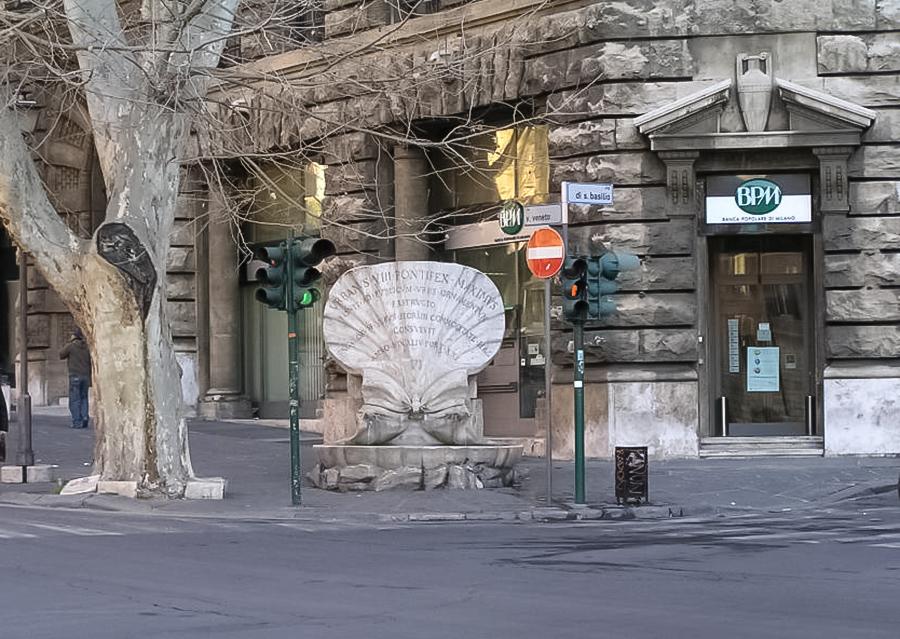 фонтан пчел
