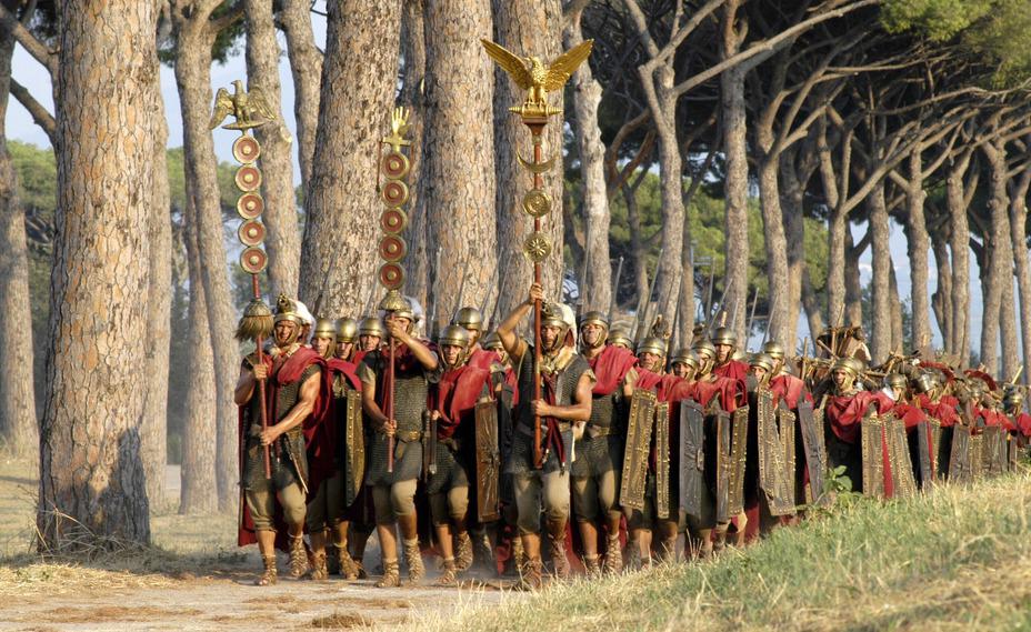 армия на марше