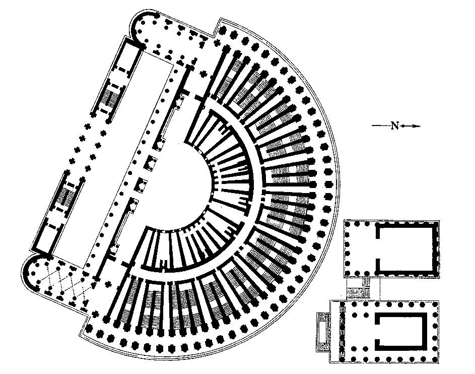театр марцелла план