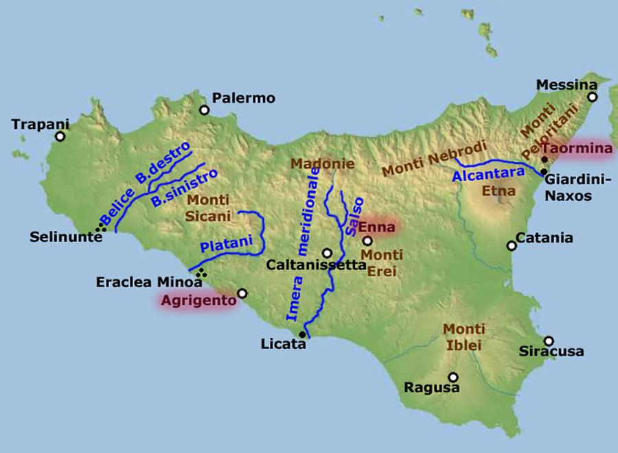 восстание рабов на Сицилии
