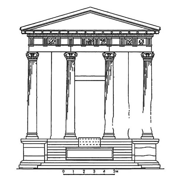 храм мира в пестуме