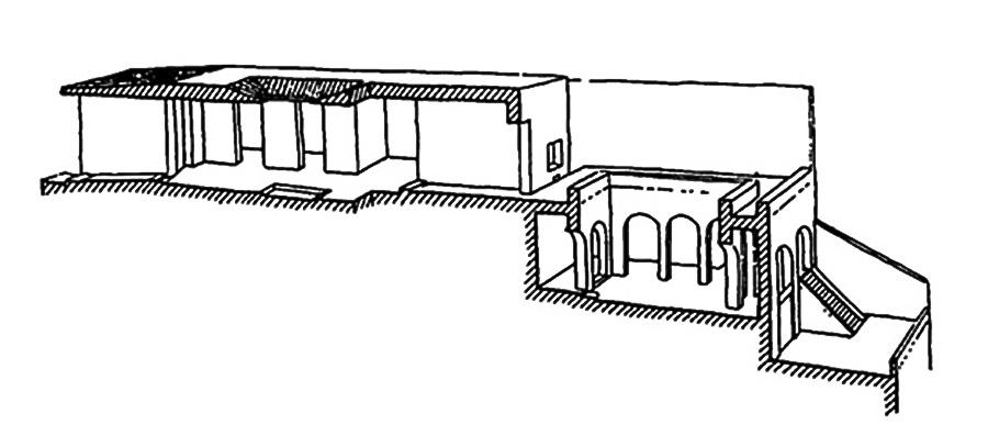 террасный дом