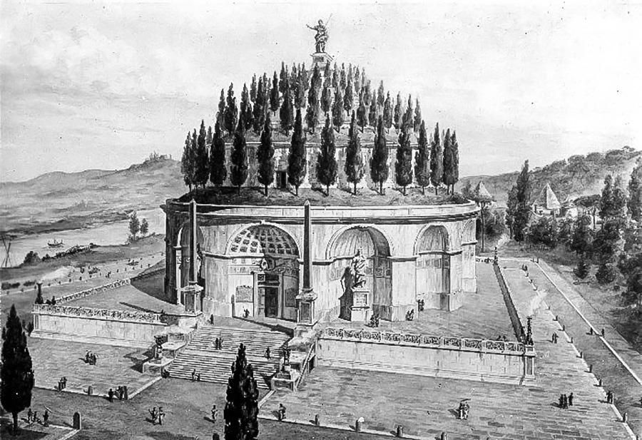 мавзолей августа