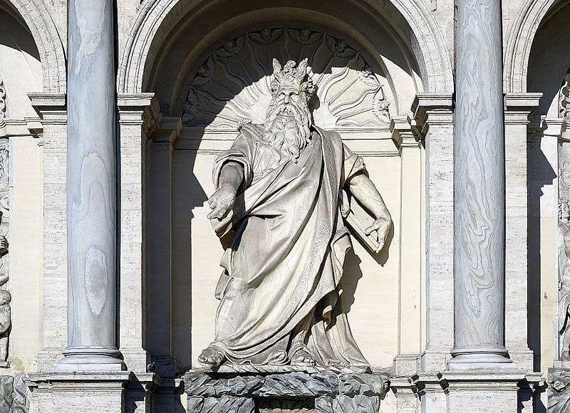 фонтан моисея