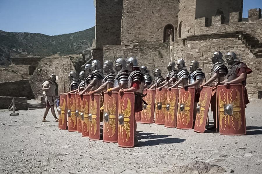 армия принципата