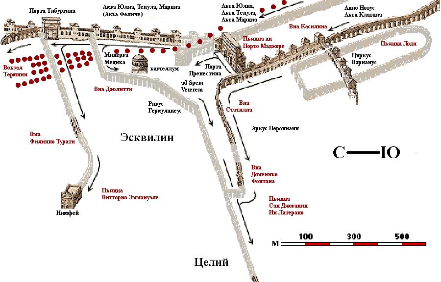 акведуки