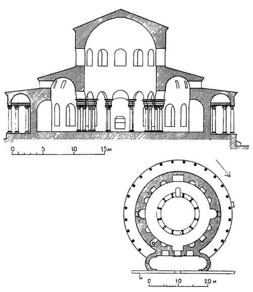 раннехристианская архитектура