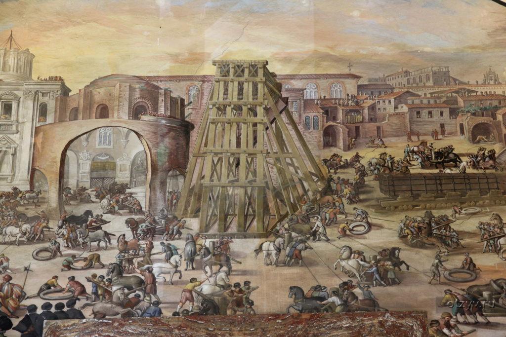 ватиканский обелиск