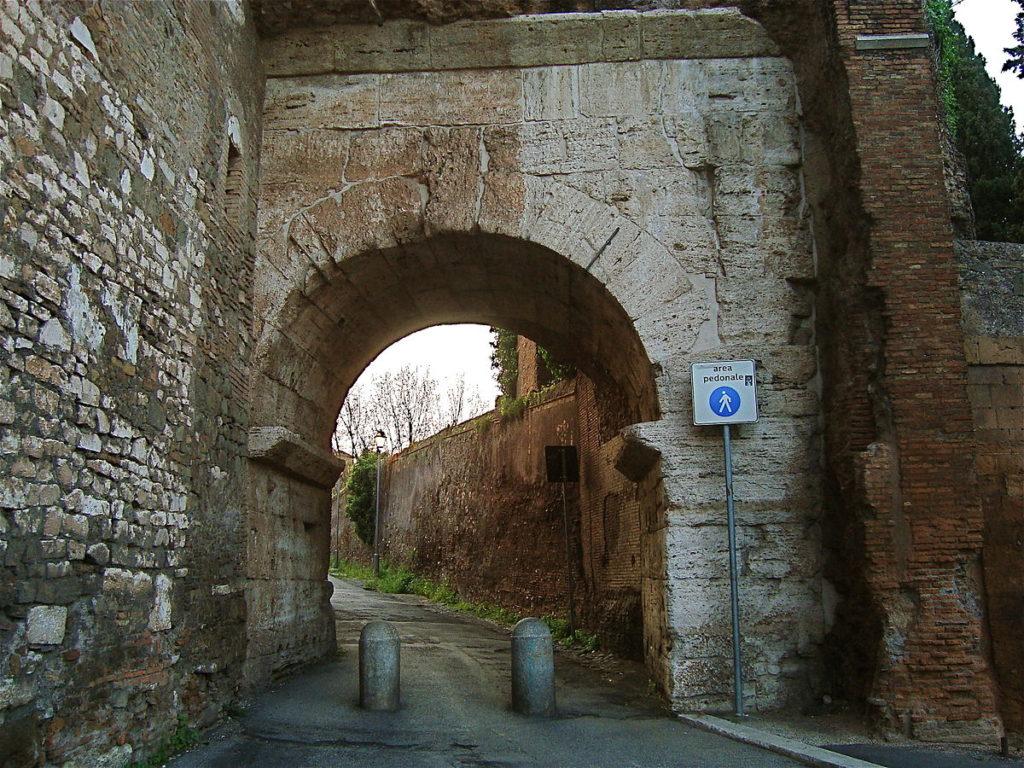 арка долабеллы и силана