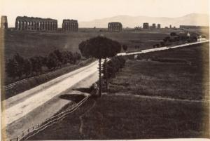 акведук клавдия 1870