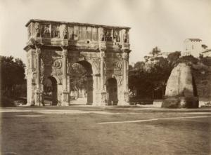 Арка Константина 1870