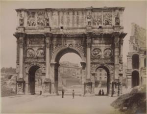 Арка Константина 1893