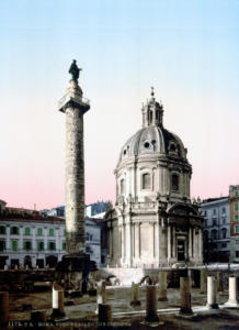 колонна траяна 1890