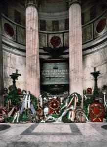 могила виктора эммануила 1890