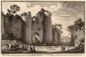 Ворота Порта Пинчиана