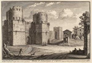 Ворота Порта Сан Себастиано