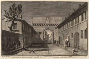 Ворота Порта Сеттимиана