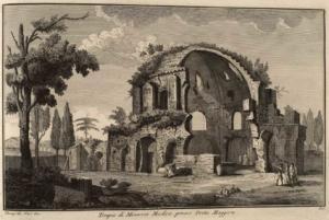Храм Минервы Медики у ворот Порта Маджоре