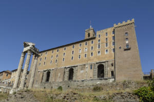 Римский Форум. Табуларий