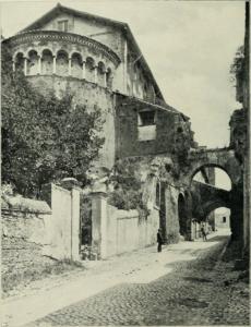 Базилика Санти Джованни э Паоло. 1901