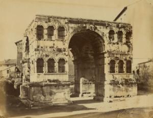 арка януса 1875
