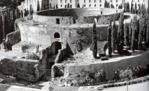 мавзолей августа 1930-е
