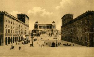 площадь венеции 1905