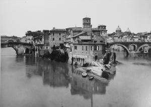 тибрский остров 1900