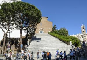 Базилика Санта Мария ин Арачели